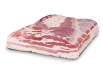 Bravčový bok b. k. s kožou zmäsilosť 55% chlad. váž. cca 1 kg VB