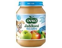 Novofruct Ovko Detská výživa jablková DIA 6x190 g