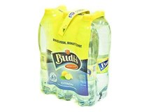 Budiš minerálna voda citrón číra 6x1,5l PET