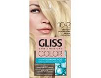 Schwarzkopf Gliss Color farba na vlasy 10-2 prirodzene chladná blond 1x1 ks