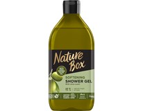 Nature Box Oliva sprchový gél 1x385 ml