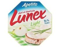 Apetito Lunex tavený syr línia 10% chlad. 4x140 g