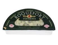 Roquefort Vernieres syr s vnútornou plesňou a.o.p. chlad. 1x600 g