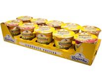 Krajanka kyslá smotana mix (vaječný likér, jahoda, nugát) chlad. 10x130 g