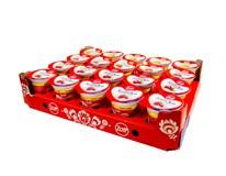 Zott Srdiečko jogurt mix (jahoda,malina, marhuľa,višňa) chlad. 20x125 g