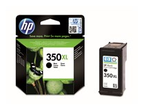 Cartridge N350 XL black HP 1ks