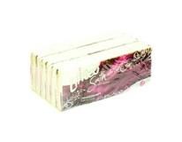 Linteo Satin papierové vreckovky 3 vrstvové 3x10x10 ks