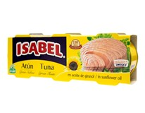 Isabel Tuniak v oleji 3x80 g