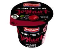 Ehrmann High Protein jogurt mix (višňa-arónia,čučoriedka) chlad. 1x200 g
