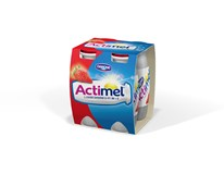 Danone Actimel nápoj jahoda chlad. 4x100 ml