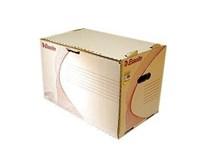 Krabica archivačná s vekom na 6 zakladačov 1ks
