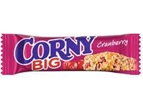 Corny Big müsli tyčinka brusinka 24x50 g
