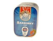 EVA Sardinky pikantné 5x115 g