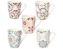 Hrnček porcelánový Iris Ribeira 350ml Tognana 1ks