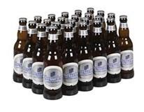 Hoegaarden pivo belgické 24x330 ml SKLO