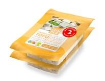 Lunter Tofu natural rastl. chlad. 2x180 g