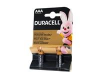 Batérie Basic AAA Duracell 2ks