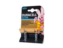 Batérie Ultra AAA Duracell 2ks