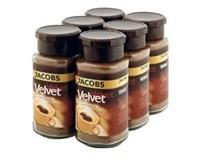Jacobs Velvet káva instantná 6x100 g