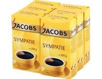 Jacobs Sympatie káva mletá 6x250 g