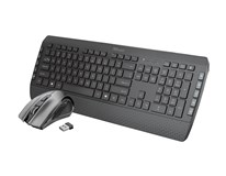 Set klávesnica + myš Tecla 2 Trust 1ks