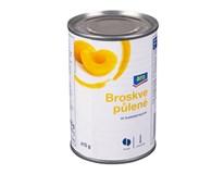 ARO Broskyne polené 8x425 ml