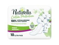 Naturella Cotton Super vložky 1x10 ks