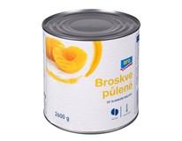 ARO Broskyne polené 1x2600 ml