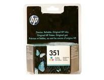 Cartridge N351 tricolour HP 1ks