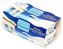 Elinas Jogurt gréckeho typu prírodný chlad. 4x150 g