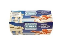 Elinas Jogurt gréckeho typu jahoda chlad. 4x150 g