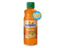 Sunquick koncentrát mandarínka 12x330 ml SKLO