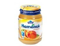 Hamé Hamánek Detská výživa broskyňa 6x190 g