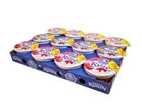 Kunín Mliečna ryža mix (jahoda, čokoláda, višňa) chlad. 12x175 g