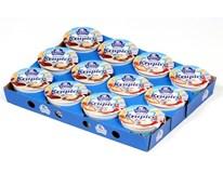 Kunín Krupica mliečna mix jahoda a čokoláda chlad. 12x150 g