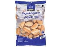 Horeca Select Bagetky pšeničné 40x60g
