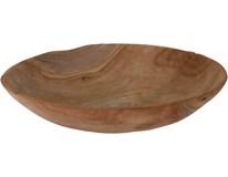 Misa okrúhla drevená 40 cm 1ks