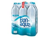 Bonaqua pramenitá voda nesýtená 6x1,5 l PET