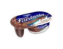 Danone Fantasia jogurt mliečna čokoláda chlad. 4x110 g