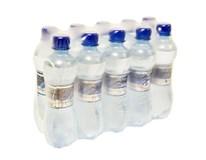 Brusnianka minerálna voda sýtená 10x330 ml PET