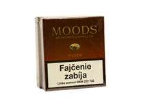 Dannemann Moods filter cigary 2x24,6g 2x20 ks