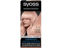 Syoss Color 9-52 svetlo ružovozlatá farba na vlasy 1x1 ks