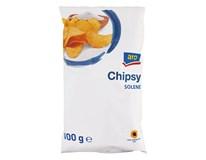 ARO Chipsy solené 1x100 g