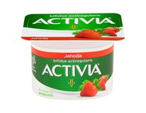 Danone Activia jogurt jahoda chlad. 8x120 g