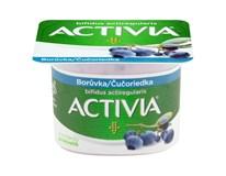 Danone Activia jogurt čučoriedka chlad. 8x120 g