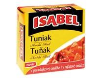 Isabel tuniak v paradajkovej omáčke 10x80 g