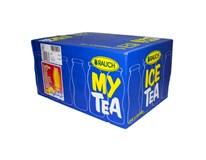 Rauch My Tea ľadový čaj broskyňa 24x330 ml SKLO