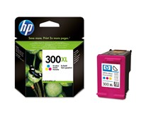 Cartridge N300 XL tricolour HP 1ks