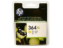 Cartridge N364 XL yellow HP 1ks