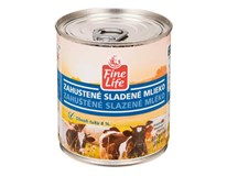 Fine Life Zahustené mlieko sladené chlad. 1x397 g